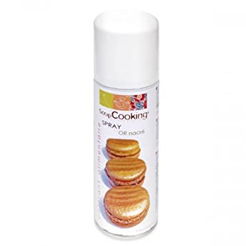 spray colorant alimentaire or - Spray Colorant Alimentaire
