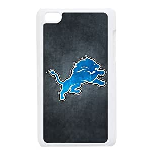Ipod Touch 4 Phone Cases NFL Detroit Lions Cell Phone Case TYD657426