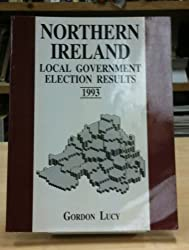 Northern Ireland local government election results 1993