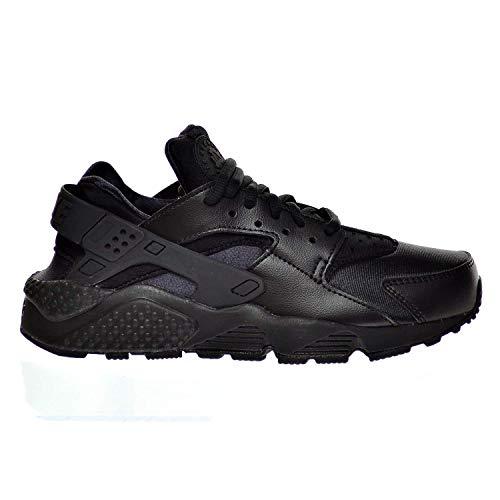 (Nike Air Huarache Run Women's Shoes Black/Black 634835-012 (8.5 B(M) US))