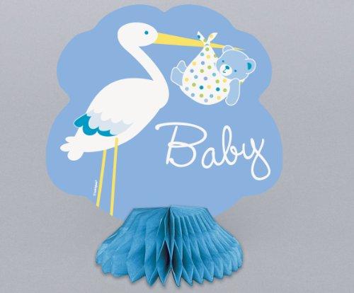 Mini Stork Shower Centerpiece Decorations