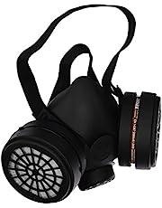 Ferko Safety Equipment AR-142/40F ademmasker met 2 filters A1, zwart