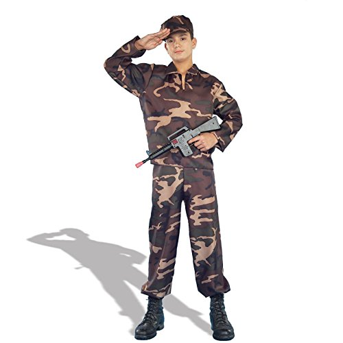 Forum Novelties Army Soldier Teen Costume