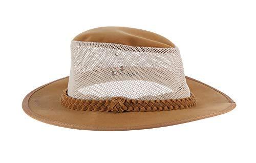 13e60b80fe909 Amazon.com  Dorfman Pacific Co. Men s Soaker Hat with Mesh Sides  Sports    Outdoors