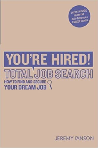 you re hired total job search second edition cvs interview
