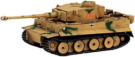 ドラゴンアーマー 1/72 第二次世界大戦 ドイツ軍 ティーガー1 初期生産型 第504重戦車大隊第2中隊 1943年 シシリー 塗装済み完成品 DRR60343 プラモデル