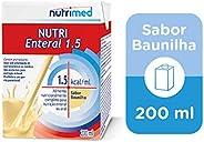 Nutri Enteral 1.5 Sabor Baunilha 200ml