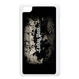 Custom High Quality WUCHAOGUI Phone case Linkin Park Music Band Protective Case FOR IPod Touch 4th - Case-4