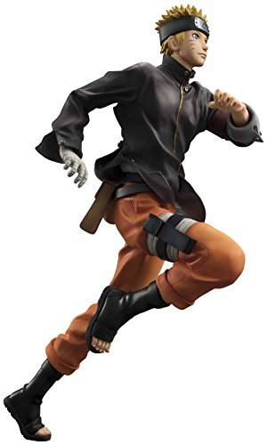 - Megahouse Naruto Shippuden: Uzumaki (Movie Version) GEM PVC Figure