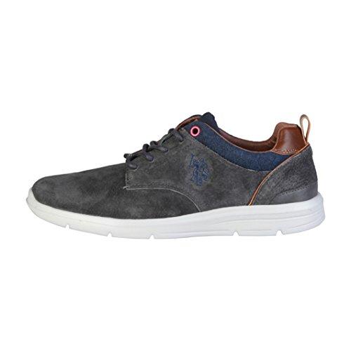 U.s. polo assn. WALDO4004W7/S1 Chaussures lacets Man Gris 44