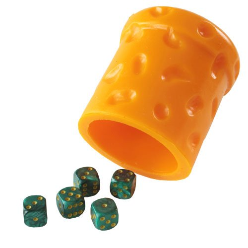 SRP Cheesy Dice Cup with 5 ()