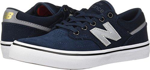 New Balance Men's 331v1 Skate Shoe, Navy/White, 10.5 D ()