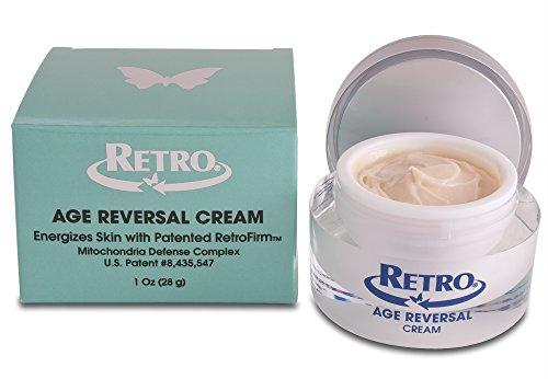 Retro Age Reversal Cream - Cellular Energy Radiance Cream