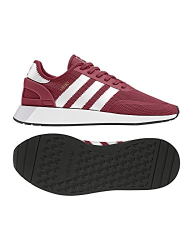 N Maroon Shoes Adidas Size 5923 36 Black White RW8RxSnT