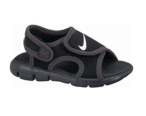 Nike Sunray Adjust 4 (TD), Scarpe da Ginnastica Unisex – Bimbi 0-24 Nero