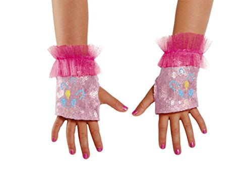 Disguise Pinkie Pie Sequin My Little Pony Glovettes,