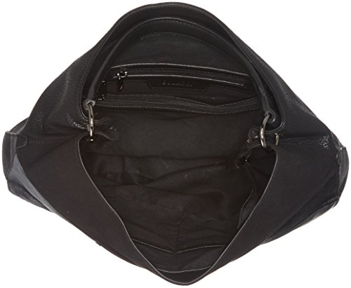 Shoulder Black Rustin Women's Hobo Bulaggi 10 Bag Schwarz Bq8t57