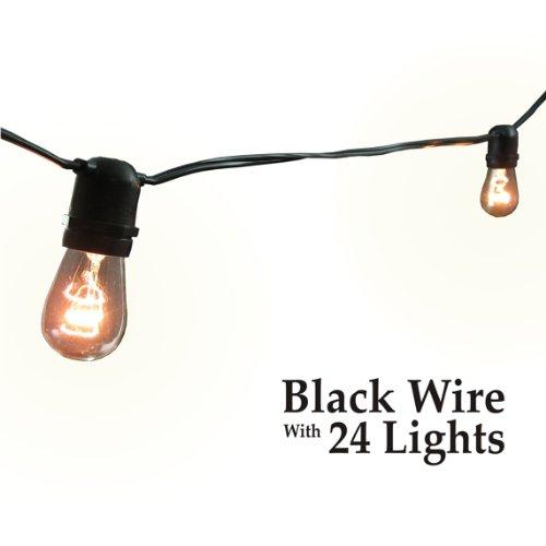 Commercial Grade Patio Light Strings