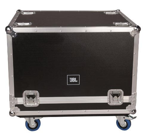 JBL Bags JBL-FLIGHT-SRX718S/VRX918S Flight Case for (1x) SRX718S/VRX918S, 1/2-Inch Plywood Construction, 3.5-Inch Casters and Truck Pack Exterior.