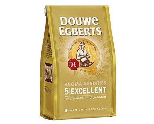 Douwe Egberts Excellent Aroma Ground Coffee (Dutch Ground Coffee)