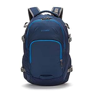 "Pacsafe Venturesafe G3 Anti Theft Travel Backpack/Daypack - Fits 17"" Laptop, Lakeside Blue (Blue) - 60550639"