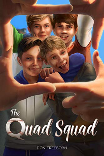 The Quad Squad by Don Freeborn ebook deal