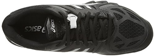 Black Volleyball Women's ASICS Silver Control Gel Court Shoe WH8YWIwCzq