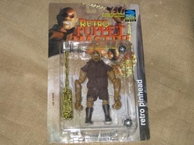 Full Moon Toys Retro Puppet Master Retro Pinhead ()
