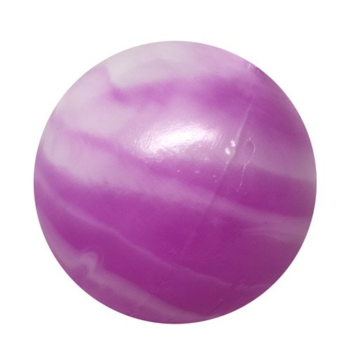 Splat Ball Two Tone Swirl