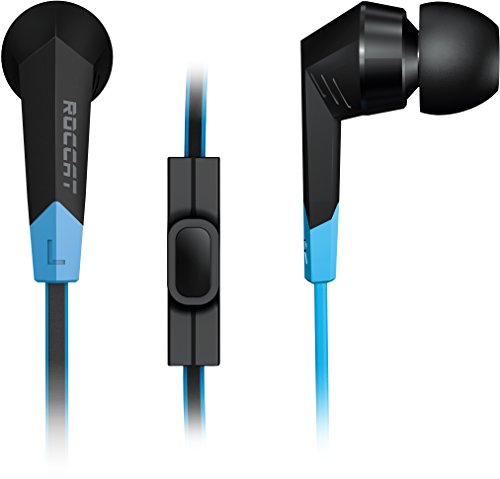 ROCCAT SYVA High Performance In-Ear Gaming Headset, Black by ROCCAT