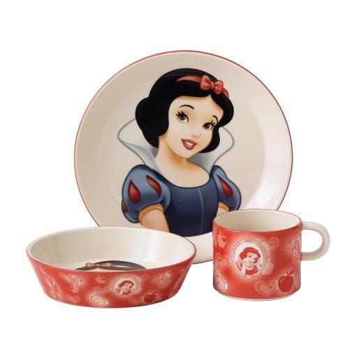 Walt Disney Showcase by Royal Doulton Snow White 3-Piece Set
