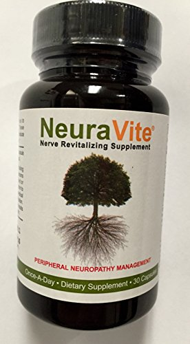 PerformanceFoot Blaine Labs Neuravite Diabetic Nerve Vitamin Supplement for Neuropathy (30 caps)