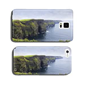 Panorama Cliffs of Moher. cell phone cover case Samsung S6