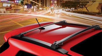 Cross Bars Roof Rack Set Matrix 09 10 11 12 Genuine Toyota New