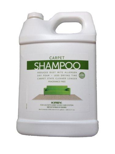 Kirby 1gal.Unscented Carpet Shampoo