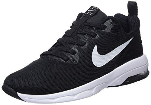 Nike Air Max Jeune Mouvement Lw (psv) Chaussures De Sport Noir (noir / Blanc 003)