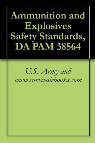 Ammunition and Explosives Safety Standards, DA PAM 385–64