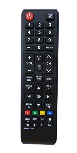 Universal Remote for Samsung TV UN32J5205AFXZA UN32J525DAFXZA UN40J5200AFXZA UN48J5200AFXZA UN48J5201AFXZA UN48J520DAFXZA UN50J6200AFXZA UN50J5200AFXZA UN55J6200AFXZA UN55J6201AFXZA UN60J6200AFXZA