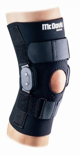 a289d2d4f9 Image Unavailable. Image not available for. Colour: McDavid 429 Level 3 Knee  Brace with Polycentric Hinges ...