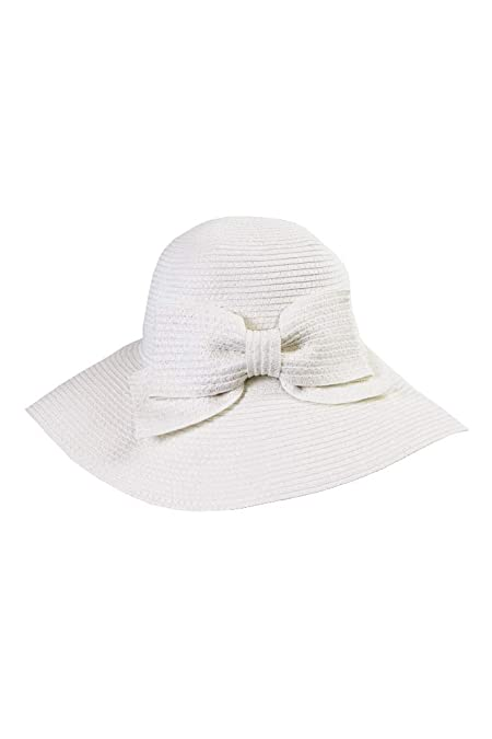 b970eaffa8b Image Unavailable. Image not available for. Color  August Hat Co. Women s Floppy  Straw ...