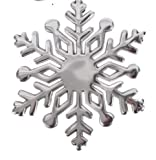 Christmas Cast Aluminium Holiday Kitchen Trivets in Various Styles for You to Choose (Snowflake Trivet)