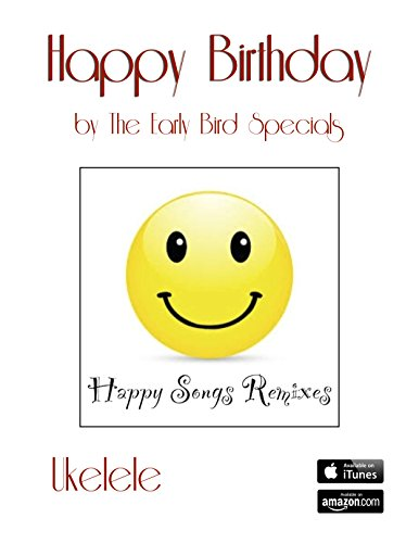 Happy Birthday: Ukelele Sheet Music