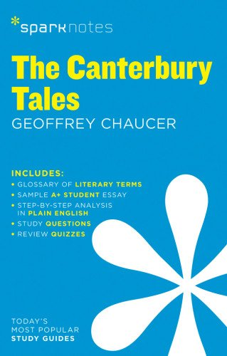 the-canterbury-tales-sparknotes-literature-guide-sparknotes-literature-guide-series