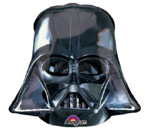 - LoonBalloon STAR WARS DARTH VADER Movie Helmet 28