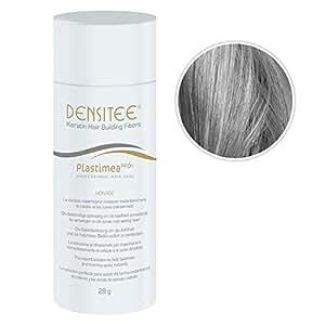Densitee MUJER 28gr - Microfibras Capilares Queratina en Polvo - Para disimular la caída de cabello - Efecto Visible al Instante - Mascara Anti-calvicie