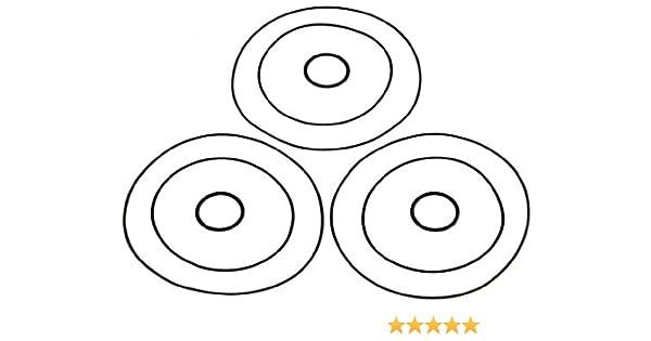 Polaris 1050 /& 1200 Non DI Head ORing Kit SLTX//SL1050//SLXH//Genesis//Pro 1200//Virage TX 1996 1997 1998 1999 2000 2001 2002