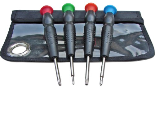 Silverhill Tools ATKPS3 Screwdriver Set for Sony Playstation Products (Psp 1000 Screwdriver)