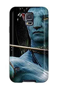 Jim Shaw Graff's Shop 4222120K84078556 For Jake Sully & Neytiri In Avatar Protective Case Cover Skin/galaxy S5 Case Cover