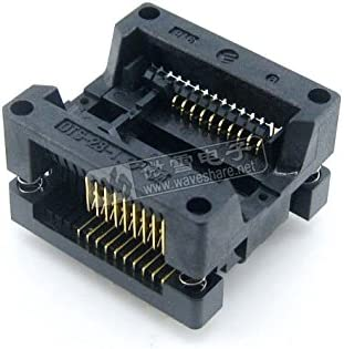 SOP20 TO DIP20 IC Test Socket Programming Adapter for SOP20//SO20//SOIC20 Package