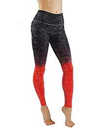 2f10e7c0a84 Women s Flexible Yoga Pants Ombre Leggings Activewaer L704 XS--3X